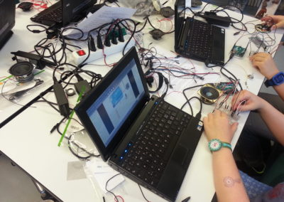 24.08.19 Arduino Labor - Techniklabor Stadtbibliothek Luzern
